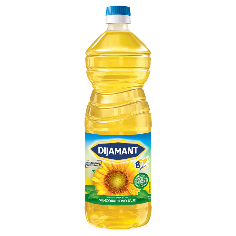 Dijamant Sunflover Oil
