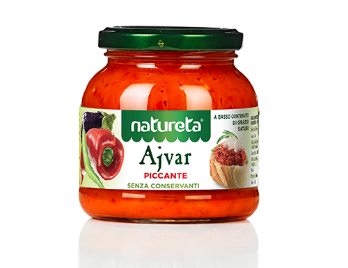 Ajvar - Natureta hot