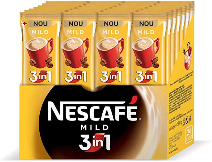 Nescafé 3in1 Mild - Box