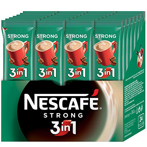 Nescafé 3in1 Strong - Box 24ps