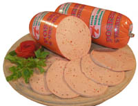 Posebna salame with veggies