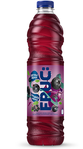 Fruc Aronia-Blackcurrant juice 1,5L